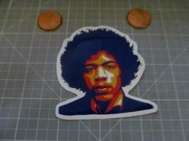 HENDRIX ROCK BAND GLOSSY Sticker/ Decal Laptop Skateboard Stickers  NEW - $1.48