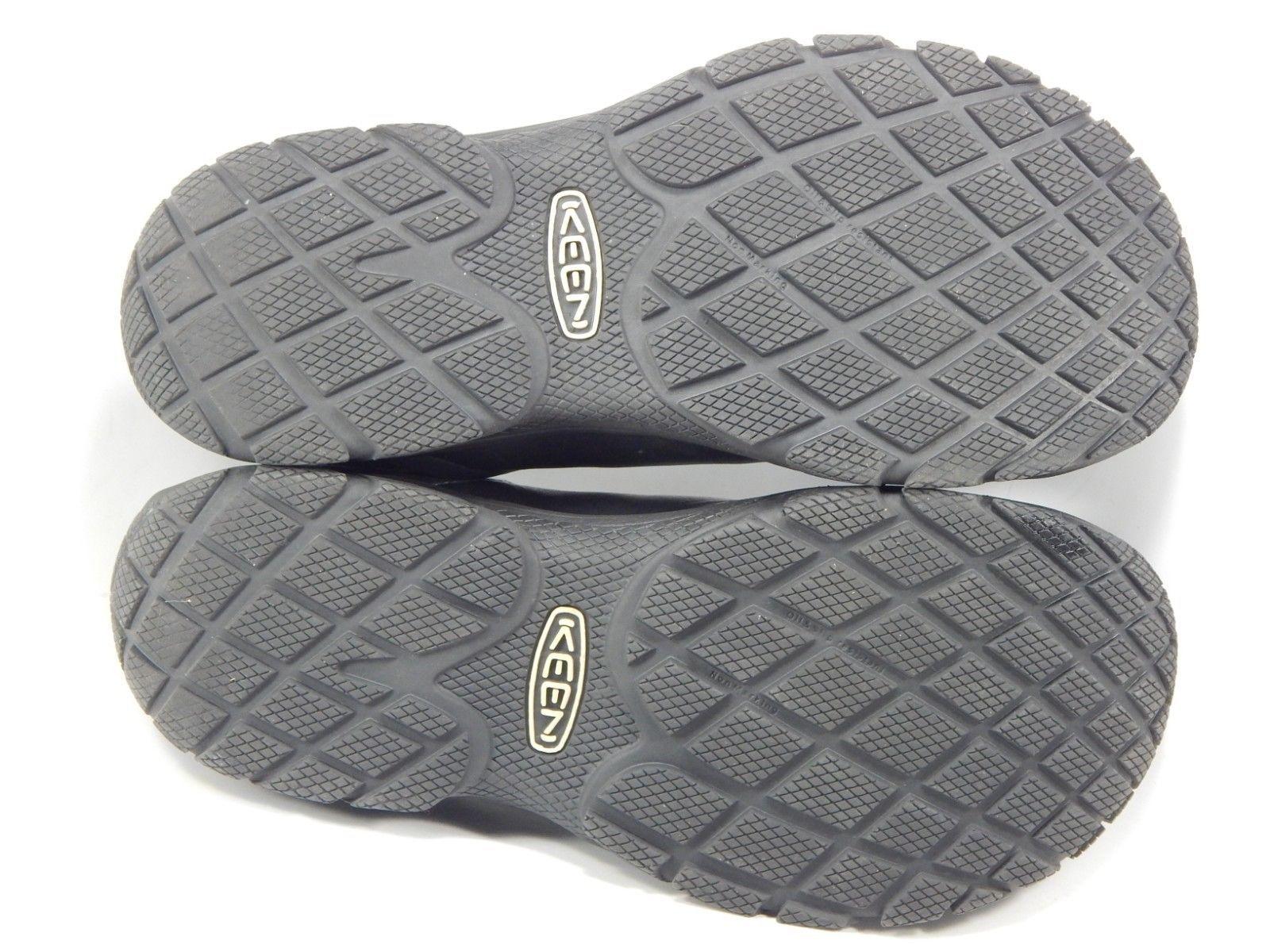 Keen PTC Slip On II Sz 11 M (D) EU 44.5 Men's Soft Toe Work Shoes Black 1006983
