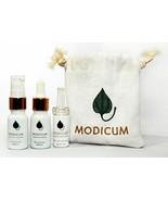 Modicum Skincare Travel Kit/Essential Serum/Essential Cleanser/Essential... - $55.11