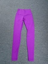 LULULEMON Magenta Purple Spandex Blend Casual F... - $106.91