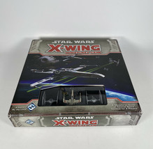 Star Wars X-Wing Miniatures Game Core Set - Adult Owned 100% Complete! - $22.49
