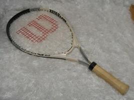 Wilson US OPEN 23 Tennis Racket 3 5/8 Very Nice SALE Free Ship - $32.66