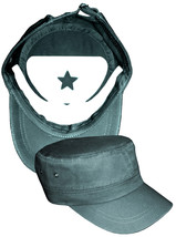 2Pk Military Hat Half Shaper hat Liner Cadet Cap Inserts Army Crown inserts - $6.87