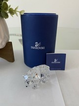 Swarovski Crystal Sister Bear SCS Exclusive Box COA 966308 - $102.85