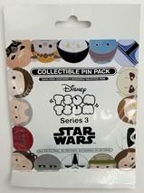 WDW Trading Pin - Star Wars - Tsum Tsum Mystery Pin Pack - Series 3 - $34.95