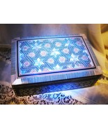 Haunted 33 MOONS CHARGING MOSAIC CHEST 300X MAGNIFYING MAGICK WITCH Cassia4 - $157.00