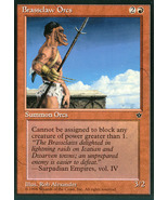 Magic: The Gathering - Fallen Empires - Brassclaw Orcs (C) - $0.25