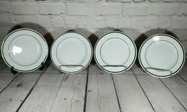 "Set of 4 Shenango China New Castle, PA Restaurant Ware Heavy 6.25"" Plate - $19.79"