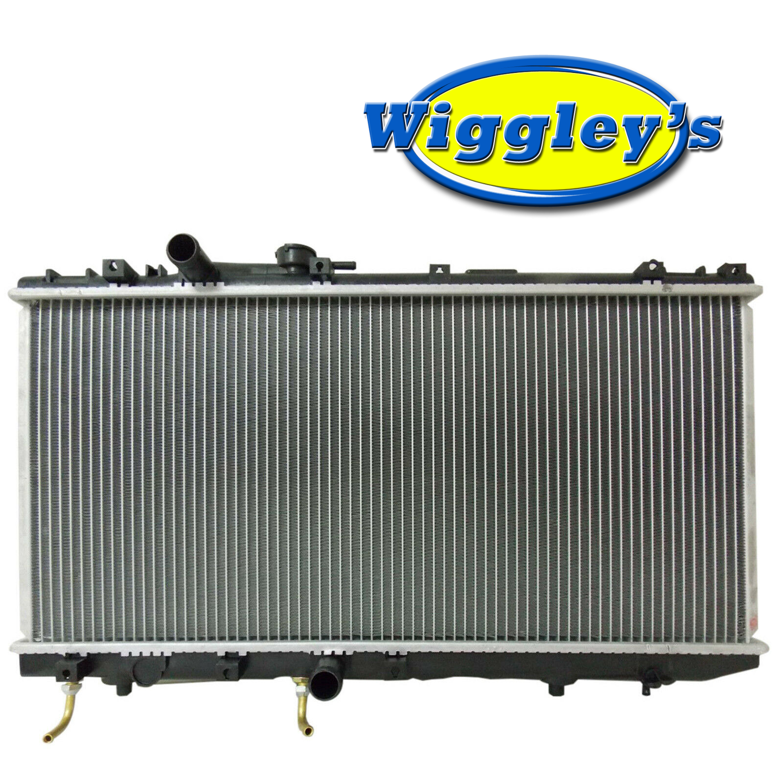 RADIATOR TO3010236 FOR 91 92 93 94 TOYOTA TERCEL 92 93 94 95 PASEO A/T ONLY