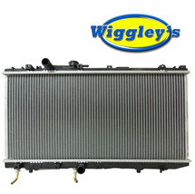 RADIATOR TO3010236 FOR 91 92 93 94 TOYOTA TERCEL 92 93 94 95 PASEO A/T ONLY image 1
