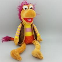 Fraggle Rock Gobo Bean Bag Plush Doll Manhattan Toy 16 inch - $39.99