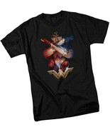Wonder Woman Movie Arms Crossed Gal Godot Size 2X T-Shirt NEW UNWORN - $20.31