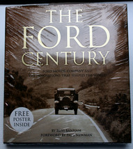 NEW! THE FORD CENTURY in shinkwrap T Model Tbird Mustang F150 war effort unions - $36.00