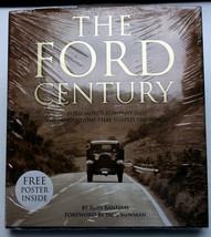 NEW! THE FORD CENTURY in shinkwrap T Model Tbird Mustang F150 war effort... - $36.00