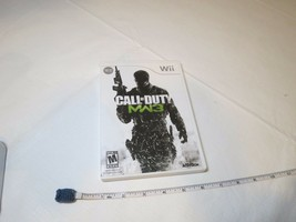 Call Of Duty: Modern Warfare 3 (Nintendo Wii, 2011) Videojuego Madura MW3 - $13.35