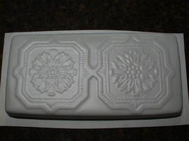 "Victorian Tile Molds (6) 6x12"" Make 100s Concrete Wall, Floor Tile @ $.15 Each image 1"