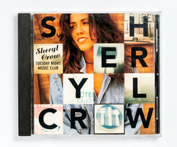 Sheryl Crow - Tuesday Night Music Club - Country Rock Music CD - $4.25