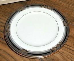 "2pc Noritake Bone China Spell Binder 9733 Bread/Butter Plate 6.5"" Saucer... - $23.75"