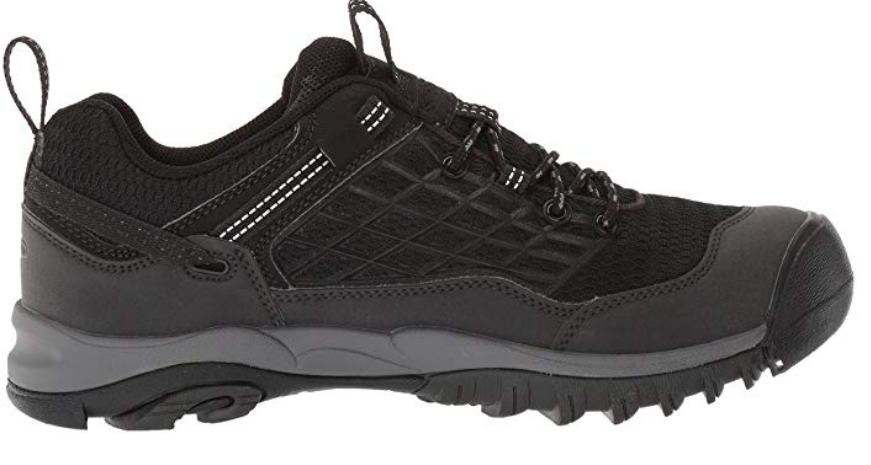 Keen Saltzman Size 9 M (D) EU 42 Men's Waterproof Trail Hiking Shoes Black/Raven image 3