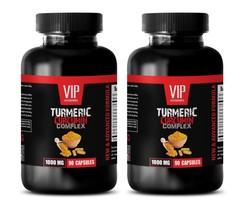immune support tablets - TURMERIC CURCUMIN 1000MG 2B - wellness revolution - $46.74