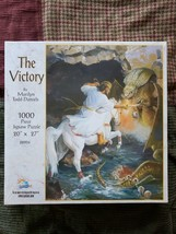 """NEW SEALED SunsOut 1000 Piece Puzzle The Victory 20"""" x 27"""" Marilyn Todd-Daniels - $24.75"""