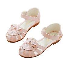 Princess Shoes Sandals Children Girls Summer Sandals Baotou Baby Girls Lovely image 2