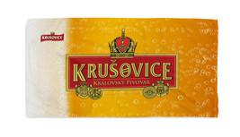 Krusovice  Beer Beach Bath Towel Swimming Pool Holiday Gym Vacation Meme... - $24.99+