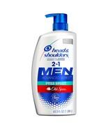 Head & Shoulders Men 2-in-1 Dandruff Shampoo & Conditioner, Old Spice Pu... - $21.99