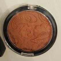 Avon Velvet Shimmer All Over Face Powder Rose Gold New in Box Bronzer - $19.78