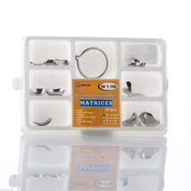 Dental Set of Sectional Contoured Metal Matrices 30 Pcs 1.198 - Free Shipp - $13.20