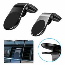 Universal Phone Holder Clip Car Air Vent Magnetic Bracket for Mobile Pho... - £12.56 GBP