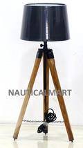 Classical Designer Tripod Floor Lamp For Living Room By NauticalMart - $190.00