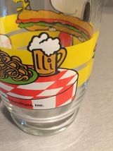 Vintage 1965 Peanuts Snoopy and Woodstock Collectible Glass image 7