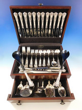 Buttercup by Gorham Sterling Silver Flatware Set for 12 Service 84 pcs Dinner - $5,310.00