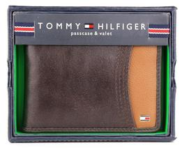 Tommy Hilfiger Men's Premium Leather Credit Card ID Wallet Passcase 31TL220014 image 4