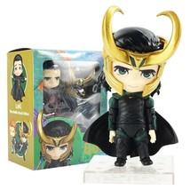 10cm Marvel Avengers Loki Nendoroid 866 Action Figure Toy - $27.46