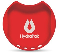 Hydrapak Watergate Wide Mouth Splash Guard, Golden Gate Red , 63mm - $4.16