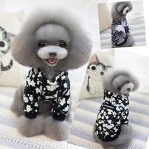 Print Pet Dog Hoodie Fashion Cat Pet Clothes Leisure Pets Dogs Clothing ... - $579,01 MXN