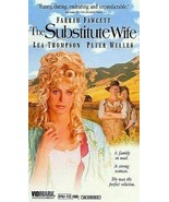 THE SUBSTITUTE WIFE Farrah Fawcett Lea Thompson   Romance  ALL REGION DVD - $7.97