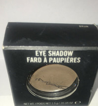 MAC Eye Shadow Brun Satin 0.04 Ounces NEW IN BOX - $24.96