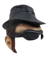Paper Magic Blues Brothers Halloween Costume Cosplay Half Mask - £11.28 GBP