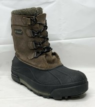 Columbia North Polar Y's (BY1116-297)  - Size 6 Winter Boots Brown - $29.99