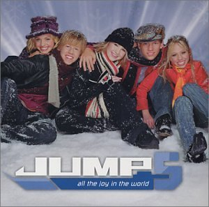All the Joy In the World by Jump5 Cd