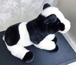 "GANZ Webkinz Signature Cow WKS1013 Gold Foot 13"" No Code Super Cute and ... - $29.81"