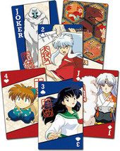 Deck of InuYasha Poker Playing Cards! - $4.64