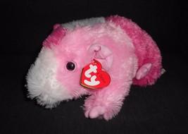 Ty Classic Pinky Guinea Pig Hamster Plush Stuffed Animal 2011 Tags Pink ... - $14.73