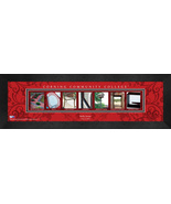 Personalized Corning Community College Campus Letter Art Framed Print - $39.95