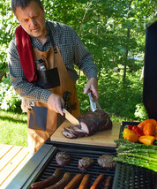 Pit Boss Magnetic Cutting Board w/ Grooved Edge Outdoor Grilling Portabl... - $33.48