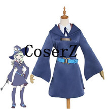 Little Witch Academia Diana Cavendish Cosplay Costumes  - $85.00