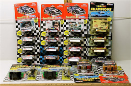 22 Racing Champion Diecast Cars 1991-1993 NASCAR Gorden #24 Petty #42 Ir... - $32.81